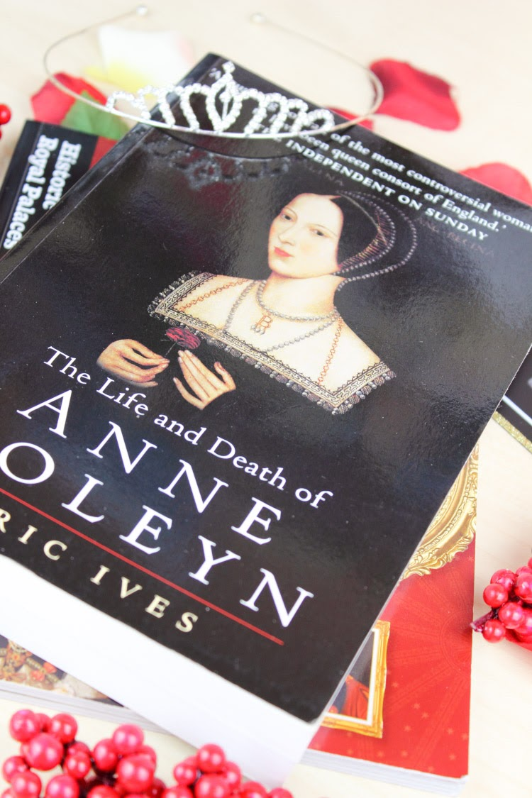 Media Monday, Filmblogger, Buchblogger, Tudors, Biografie Anne Boleyn, Tudor Biografien