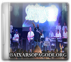 CD Pericles - Bate Bola ENSAIO DVD (2013)