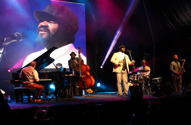Gregory Porter and the 4 magnificent Funchal Jazz Festival 2016
