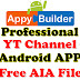 Professional YouTube Channel Free AIA File
