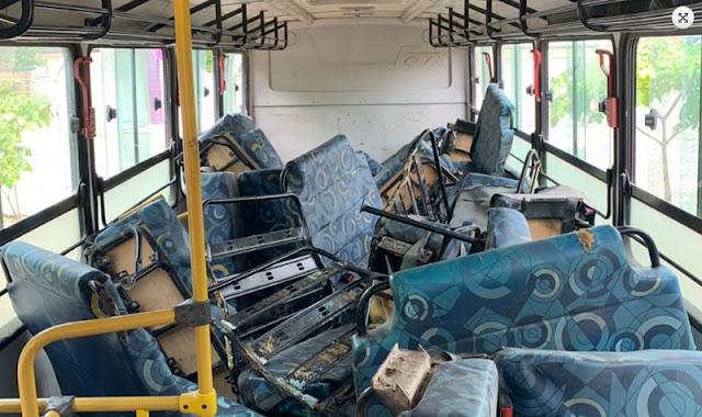 Em São José da Tapera, MPE inspeciona transporte escolar  e encontra diversas irregularidades