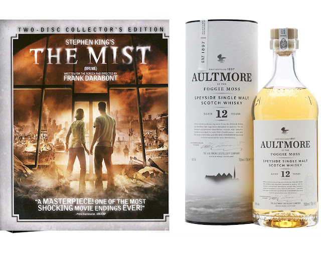 The Mist - Aultmore 12