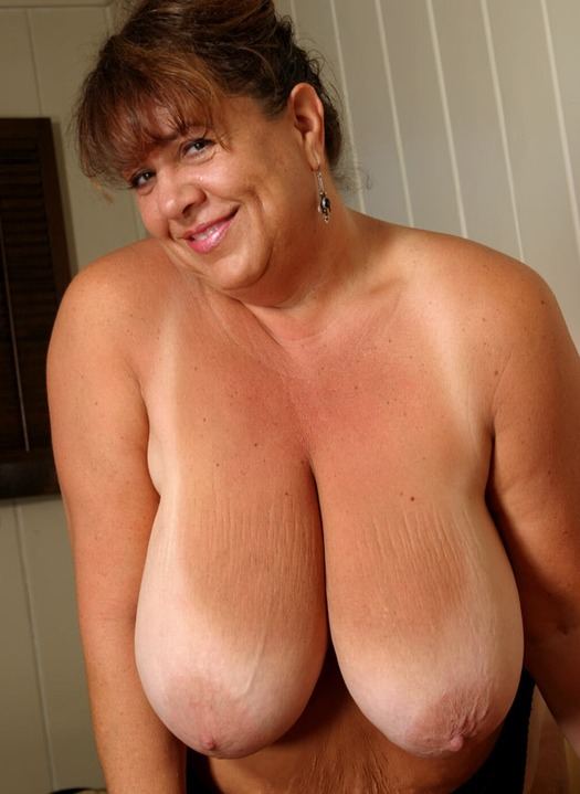 Older Women With Huge Natural Tits