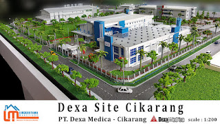 jasa-maket-stadion-dexa-site-cikarang