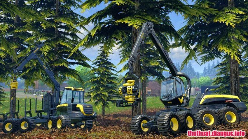 Tải game Farming Simulator 15 miễn phí