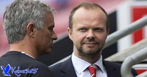 Target Pemain Tidak Dibelikan, Hubungan Mourinho dan Woodward Panas