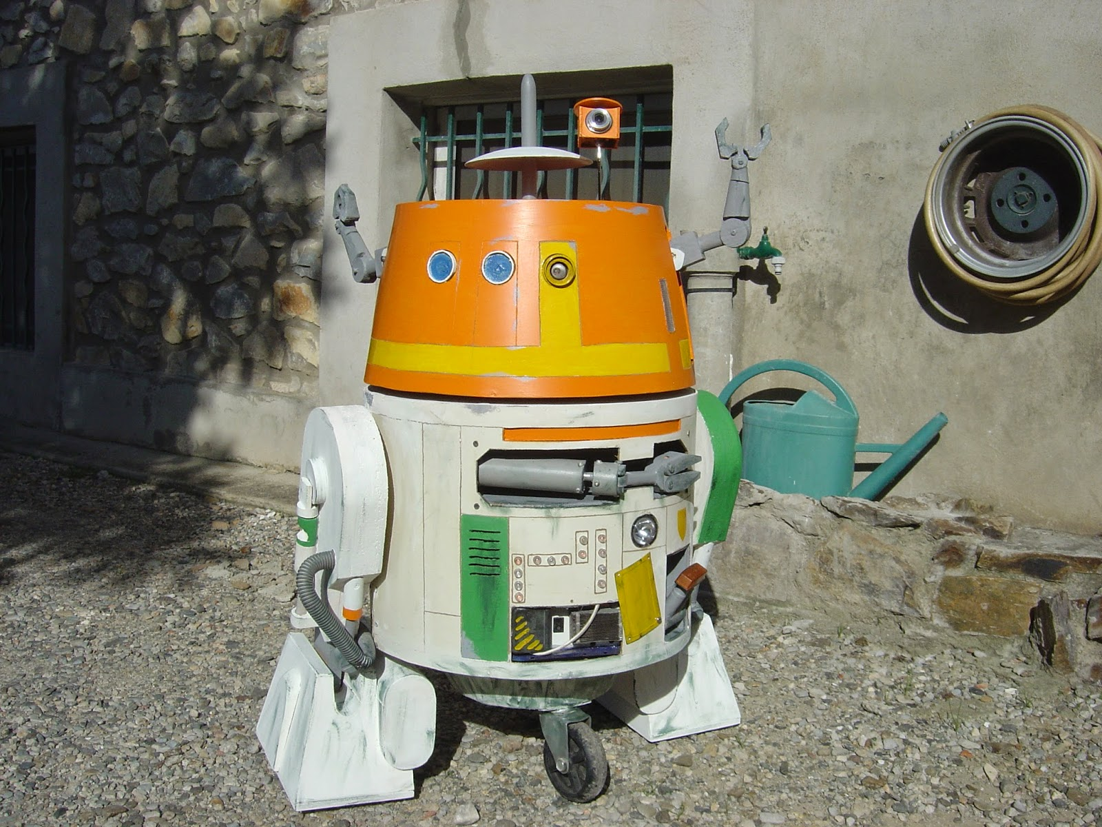 star wars rebbel  chopper