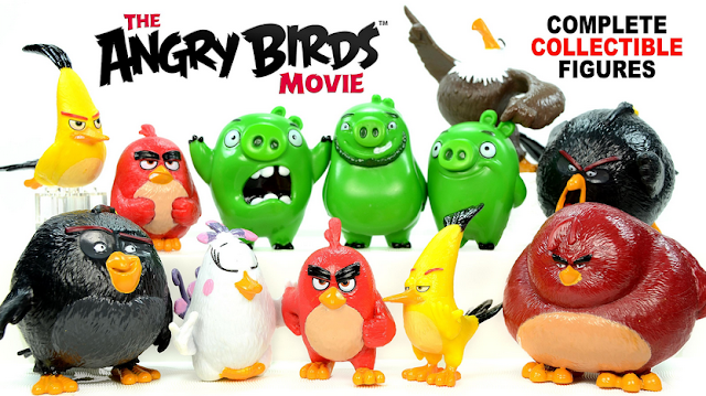Sinopsis SIngkat Film Angry Birds Movie