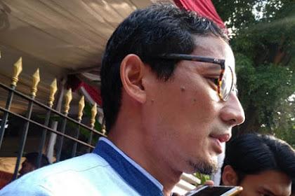 Beredar Pesan, Prabowo Disebut akan Turun Aksi Jum'at; Ini Kata Sandiaga