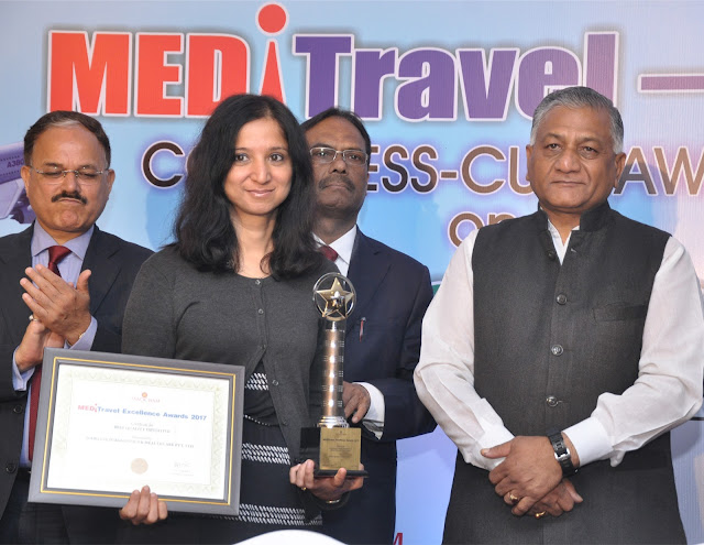 Hairline Diagnostics & Healthcare Awarded 'Best Quality Initiative' at ASSOCHAM MediTravel Excellence Awards 2017