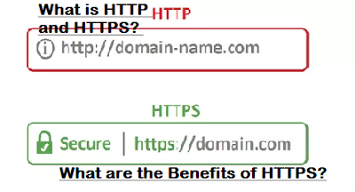 What is HTTP and HTTPS? What are the Benefits of HTTPS?