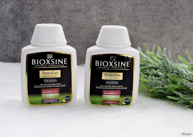 Zestaw przeciw wypadaniu włosów DermaGen Hair Loss Expert Bioxsine