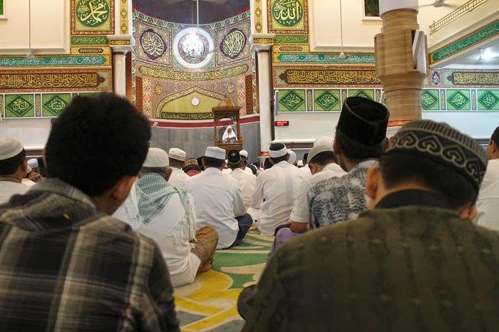 HIMNAS Aceh Gelar Subuh Jumat Berkah