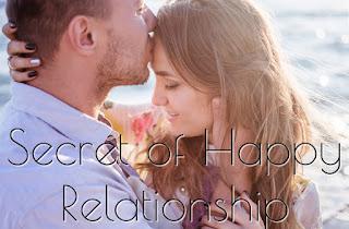 Secret of Happy Relationship