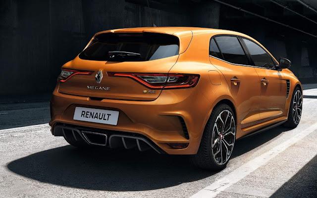 Novo Renault Mégane R.S. 2018