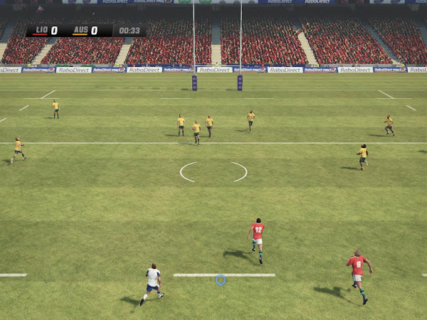 Rugby Challenge 2 (2013) Full PC Game Mediafire Resumable Download Links