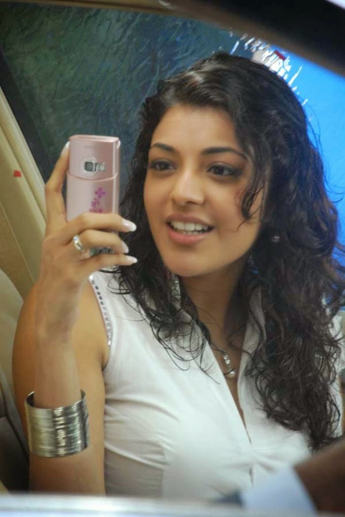 Kajal Agarwal Hot Scenes, Pics, Wallpapers  Photograph -8180