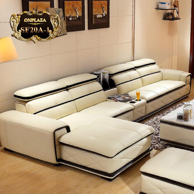sofa bọc da SF 20