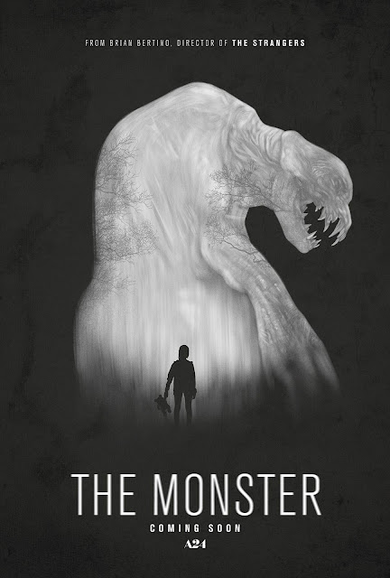The Monster (2016) ταινιες online seires oipeirates greek subs
