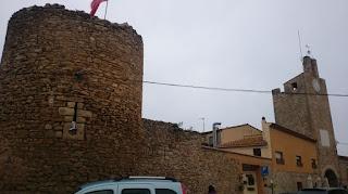 Muralla de Palau-Sator.