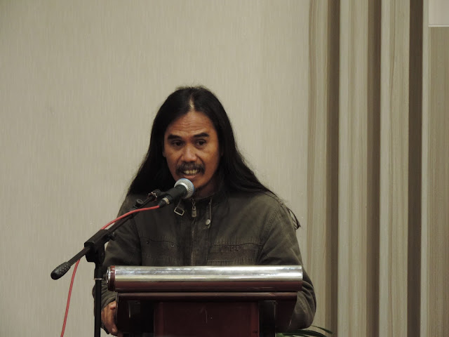 Penyair Riau, lahir di Yogya, Ocu Aryo