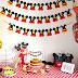 Mickey Mouse party table ideas