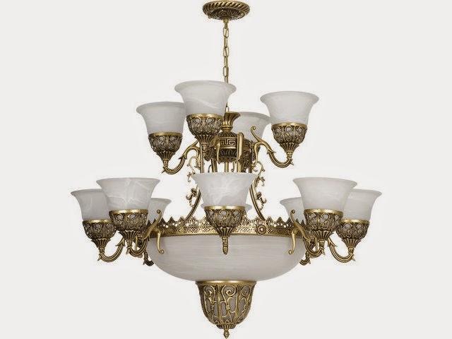 design candelabru clasic