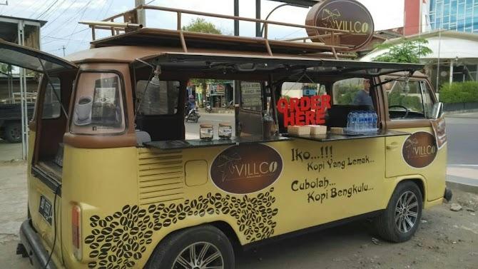 Villco, Kenikmatan Kopi Bengkulu Dari Atas Mobil