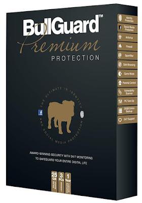 BullGuard Premium Protection 19.0.359.1 { Latest 2018 }