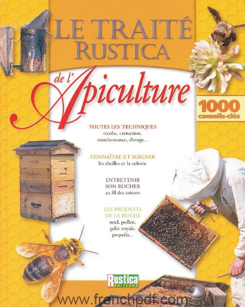 Le traité Rustica de l'apiculture pdf gratuit
