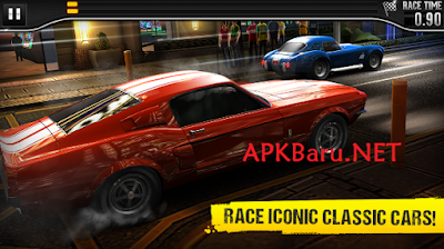 CSR Classics v1.14.1 MOD Apk+Data (Unlimited Money)