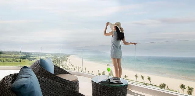 Căn hộ Condotel view biển đẹp thơ mộng