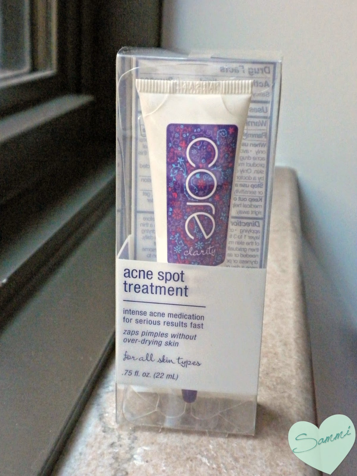 Acne Spot Treatment ($6.29 for .75 fl oz)