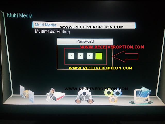 E-SAT 2000 HYPER HD RECEIVER POWERVU KEY OPTION