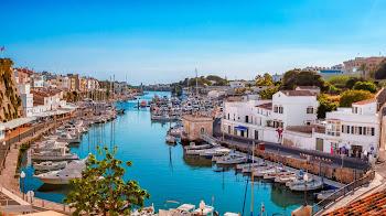 Lugares ideales para visitar en Menorca