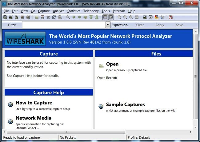 wireshark - How to analyse captured network data ? - UnixArena