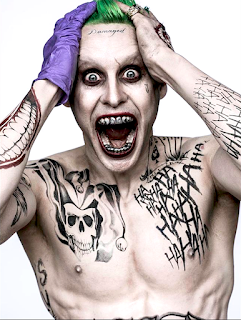 Jared Leto's playing The Suicide Squad's version of the Joker