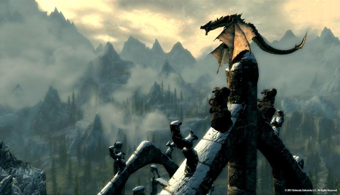 The Elder Scrolls V Skyrim Hd | Wallpapers Ideas