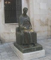 Spomenik u Dubrovniku