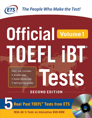 Official TOEFL iBT Tests Volume 1 - 2nd Edition