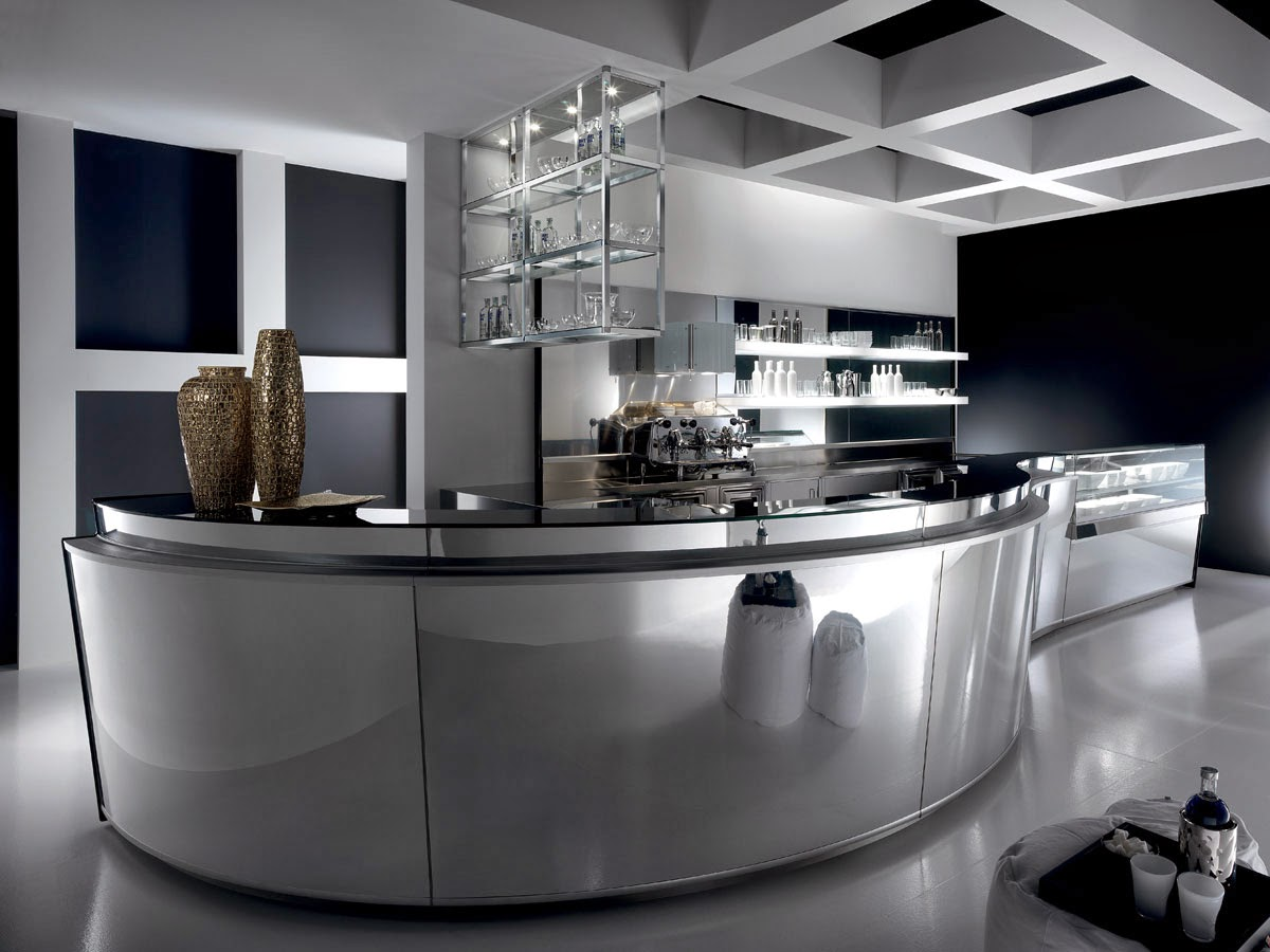 Famoso Degart - Banchi Bar a Napoli in Campania | DEGART Arredamento  EK11