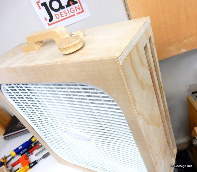 Jax Design Make A Workshop Air Cleaner