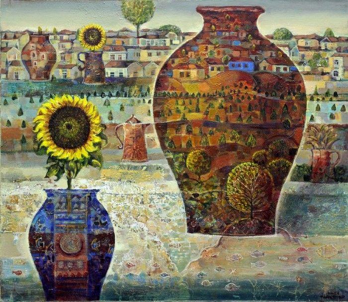 Стремление к совершенству, гармонии и красоте. Valeri Tsenov