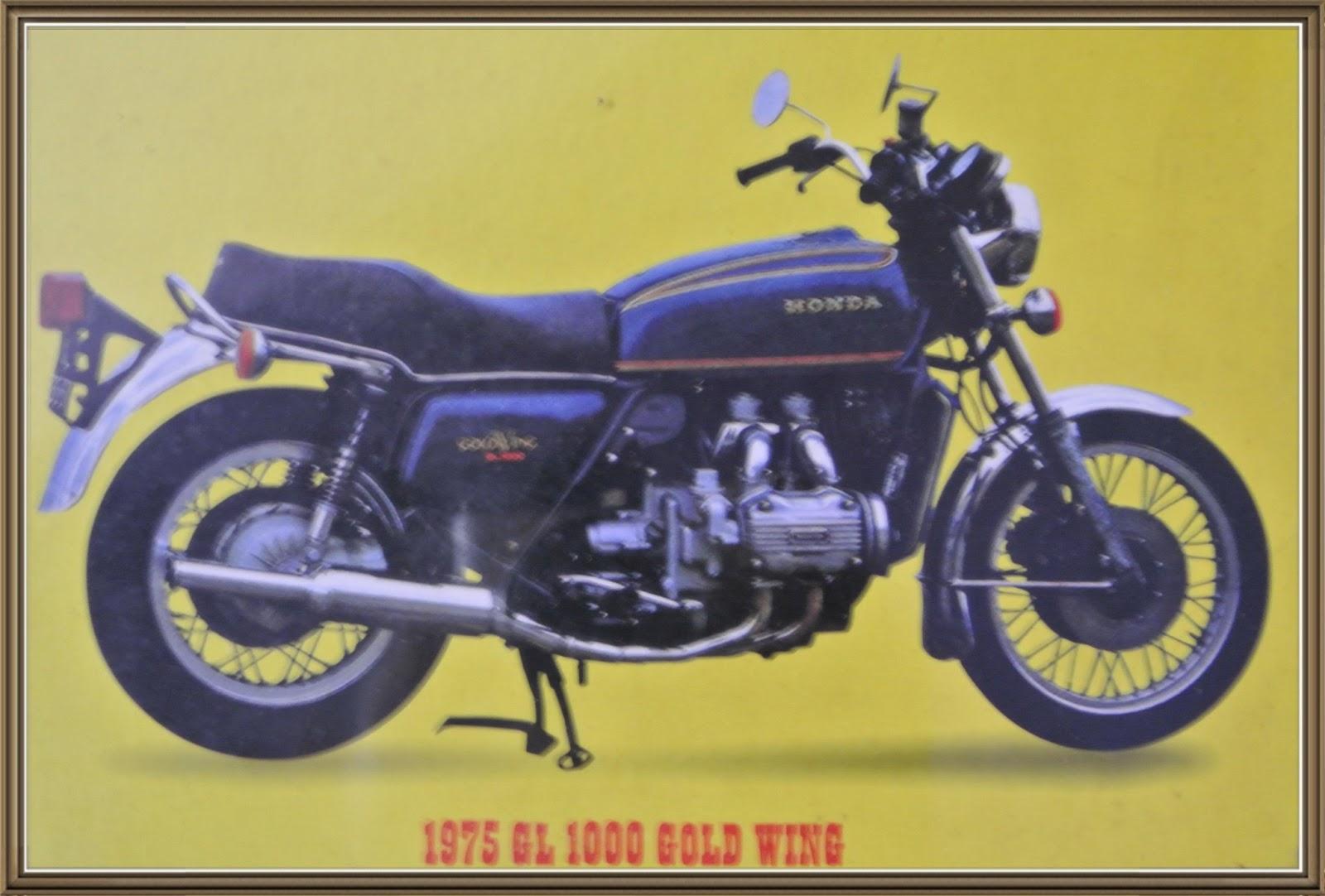 dunia tanpa sempadan MOTOR LAMA HONDA DARI TAHUN 19661975