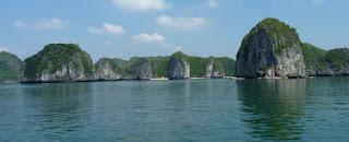 Isla de Cat Ba. Bahía de Lan Ha.