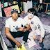 Avec Bajowoo at the top of the 99 - .@Pharrell