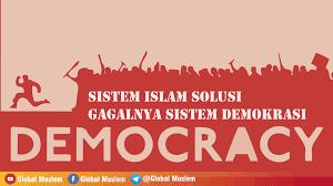 Di Tahun 2017 ini menegaskan Sistem Islam lah Satu-satunya Harapan