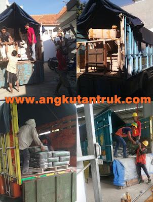 Carter Truk di Lumajang, Jember, Probolinggo