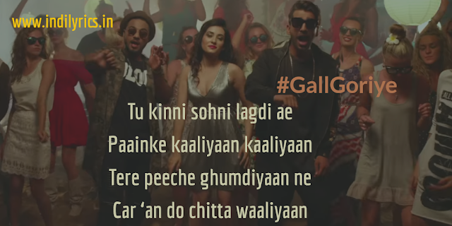 Gall Goriye | Raftaar ft. Maninder Buttar | Song Lyrics with English Translation and Real Meaning Explanation | Zero To Infinity