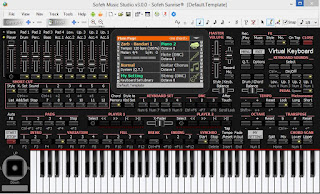 Download Virtual Keyboard Korg Pa4x